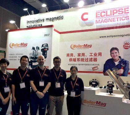 Heatec exhibition China