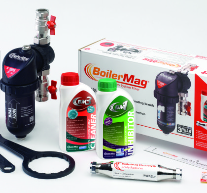 Southampton Based 'Book a Boiler Man' Switches to BoilerMag Filter, Chemicals and Test Strips