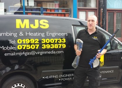 MJS Heating & Plumbing Win £500 BoilerMag Prize