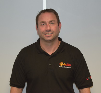 Andy Spence Joins Boilermag Magnetic Boiler Filter Team
