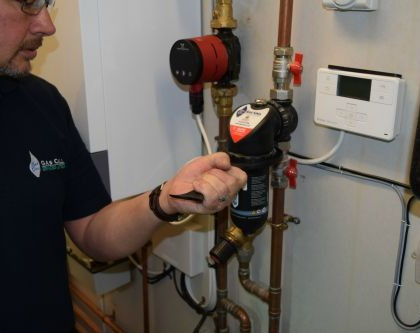 National Gas Service Company Switches to BoilerMag Magnetic Boiler Filter