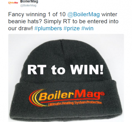 Twitter Competition – Win 1 of 10 BoilerMag Winter Hats!
