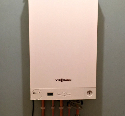 Magnetic Boiler Filter Fitted in Crewe Home: Case Study and Testimonial