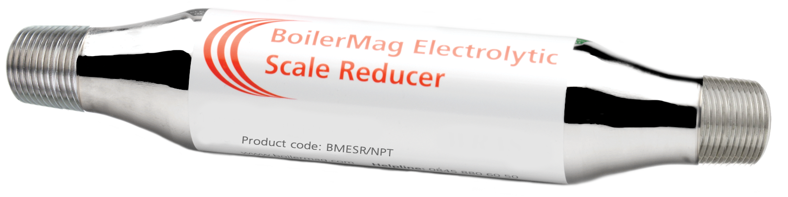 BoilerMag Domestic - Electrolytic Scale Reducer