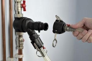 universal flush adaptor