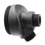 boilermag flush adaptor