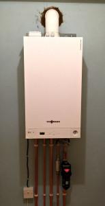 boiler-filter-installation