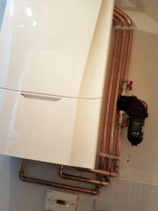 Domestic-boilermag-install